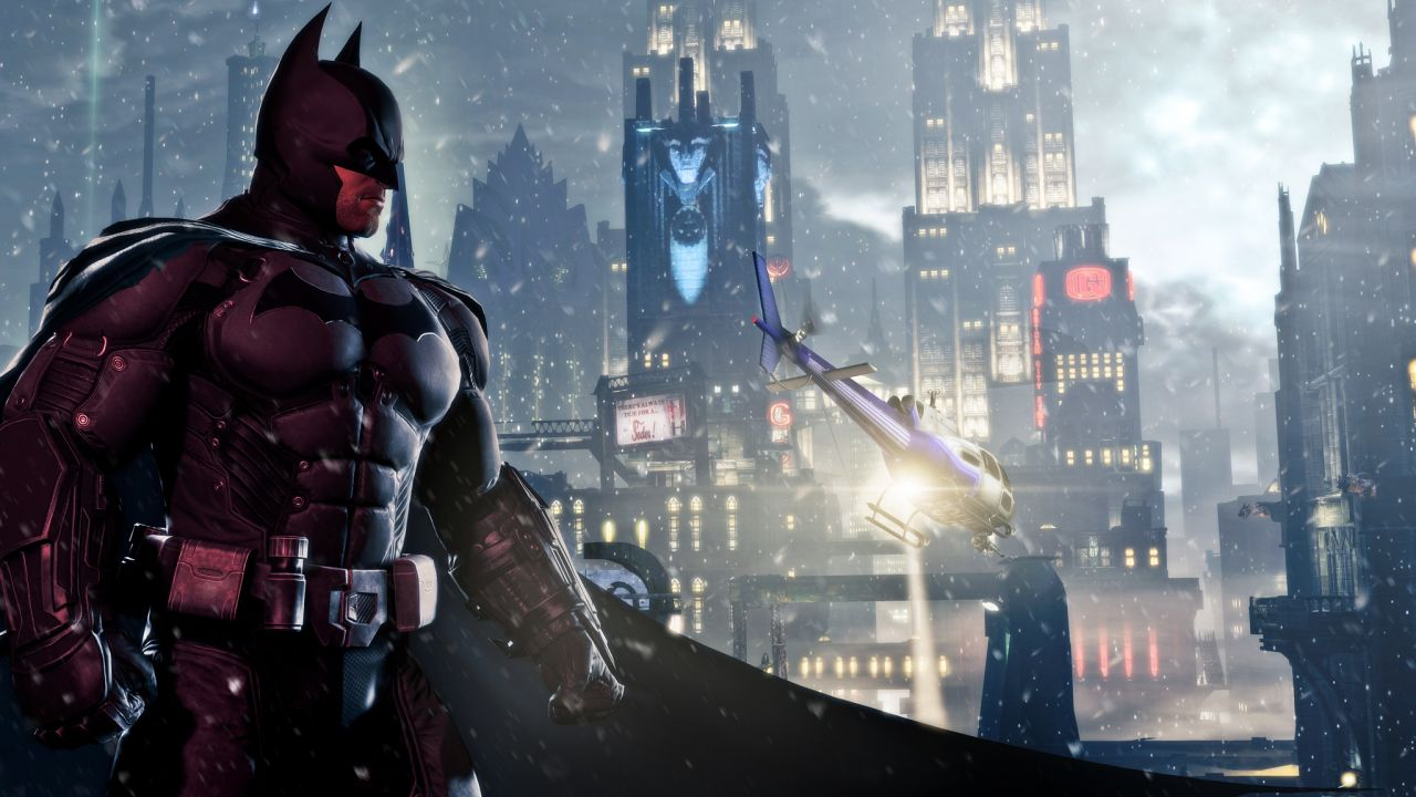Batman Arkham Origins : Trailer gamescom